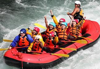 Image Rafting