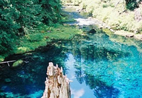Image Tamolitch Falls, Blue Pool